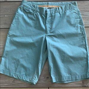 3 for 25 EUC Original Penguin Blue green shorts 33